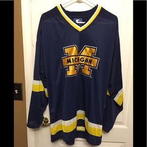 "University of Michigan ""Starter"" Jersey"